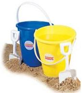 "6"" Pail With Shovel"