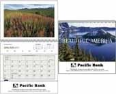 Beautiful America Pocket Calendar