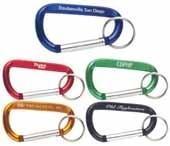 Carabiners w/Keyring