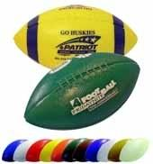 "6"" Mini Plastic Footballs"