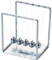 Mini Newton\'s Cradle W/Metal Base
