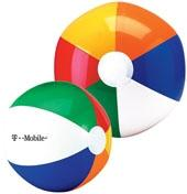 16-in. Six Color Beach Ball