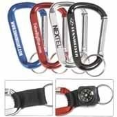 Large Carabiner With Split Ring