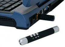 Plug & Play Usb Powerpoint Remote With Laser Pointer