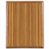 Simulated Oak Panel