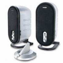 2.4Ghz Wireless Speaker System by Coby