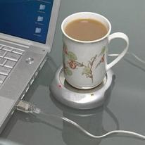 USB-Powered Cup Warmer The Tech Accessory Collection