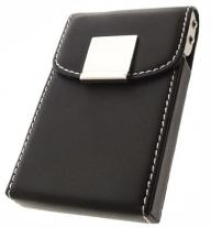 Longitude Business Card Case