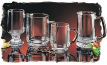 10 oz. Irish Coffee Crystal Mugs