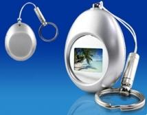 Keyring Digital Photo Display