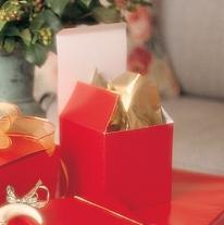 Red Gloss Gift Box