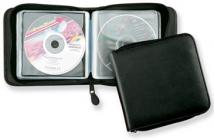 Zippered CD Case