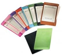 Standard Note Jotter - Synthetic Leather (Vinyl) 3.6 oz.