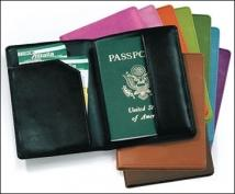 Passport Jacket - Genuine Split 2.2 oz.