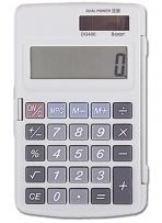 P-Tech Electronics Pocket Calculator With Case