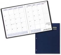 Monthly Desk Appointment Planners- Leatherette Covers