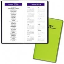 Ten Year Pocket Planners - TechnoColor Covers