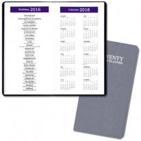 Twenty Year Pocket Planners - Frosted Vinyl Covers
