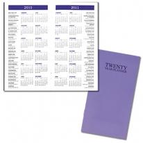 Twenty Year Pocket Planners - Large Format - Twilight Covers