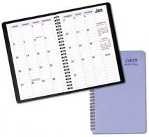 Monthly Desk Planners - Twilight Covers