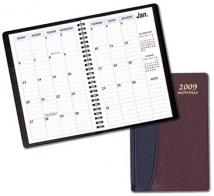 Monthly Desk Planners - Ostra Covers