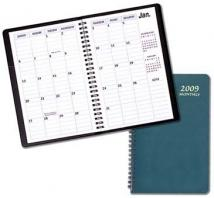 Desk Appointment Planners - Leatherette Covers