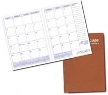 Monthly Desk Appointment Planners - Ostra Covers