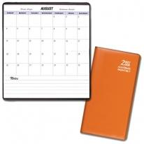 Academic Monthly Pocket Planners - TechnoColor Covers