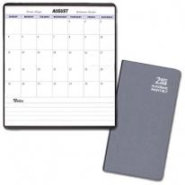 Academic Monthly Planners - Frosted Vinyl Covers