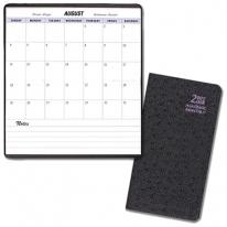 Academic Monthly Pocket Planners - Ostra Covers