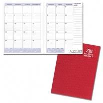 Academic Monthly Desk Planners - Ostra Covers