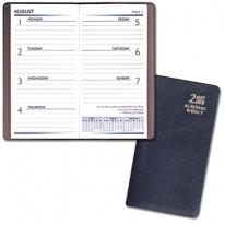 Academic Weekly Pocket Planners - Continental Vinyl Covers