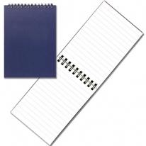 Hard Cover Memo Pads - Medium