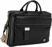 Padova Throw Leather Briefcase