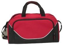Julian Zippered Duffel Bag