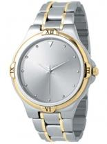 2-Tone Designer Watch (Stainless Steel Band)