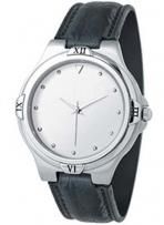 Silver Designer Watch