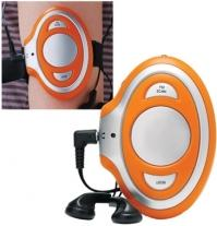 Armband FM Scan Radio With Light