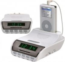 iPod/MP3 Player Alarm Clock