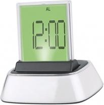 Touch-Time Light-Up Desk Clock