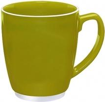 Large Color Bistro With Accent Mug - 22 oz.
