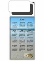 Magnetic Peel'n Stick Card - Calendar - 12P Thickness