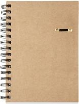 "ECO Hard Cover Spiral Notebook 5 3/4"" X 8 1/4"""
