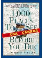 1,000 Places to See Before You Die U.S.A. & Canada
