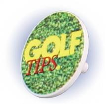 Ball Marker, Full Color Digital