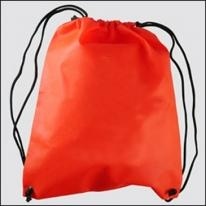 "15""x18"" Non-Woven Drawstring Back Pack Bag"