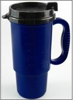 16 oz Auto Mug - Recycled