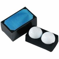 Titleist 2 Ball Business Card Box