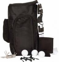 Deluxe Shoe Bag Kit W/Wilson Ultra Golf Balls