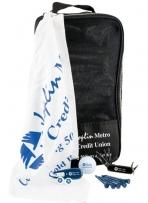 Shoe Tote Outing Kit W/Top Flite XLD Golf Balls